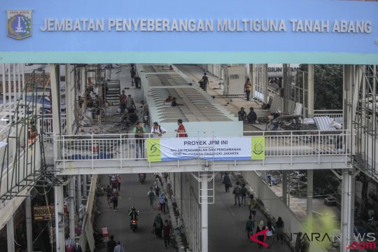 DKI komitmen fasilitas JPM Tanah Abang sesuai kesepakatan