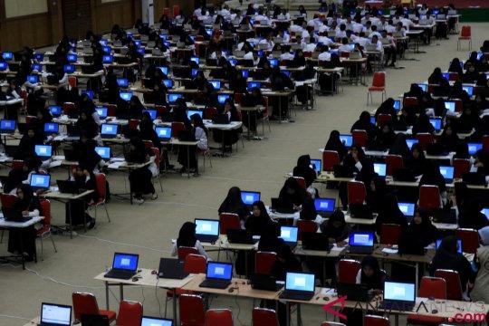 Ujian Seleksi CPNS Kementerian Agama