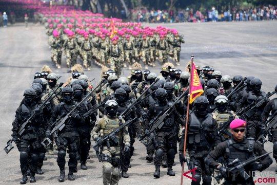 HUT Ke-73 Korps Marinir