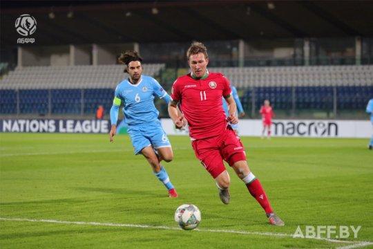 Belarus amankan langkah promosi ke Liga C
