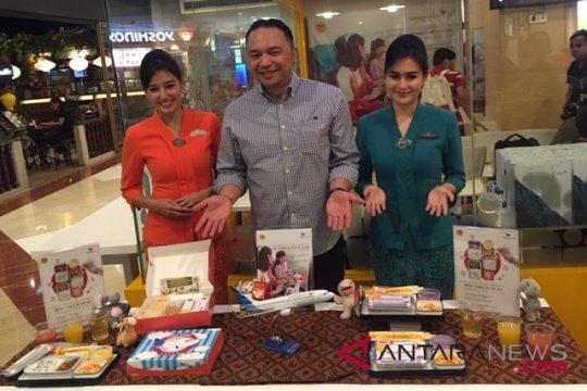Menu HokBen kini bisa disantap di Garuda Indonesia