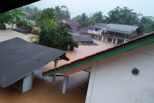 Korban meninggal banjir Tasikmalaya bertambah jadi 4 orang