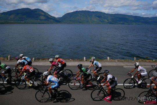 Jambi Masuk Etape 7 dan 8 Tour de Singkarak 2019