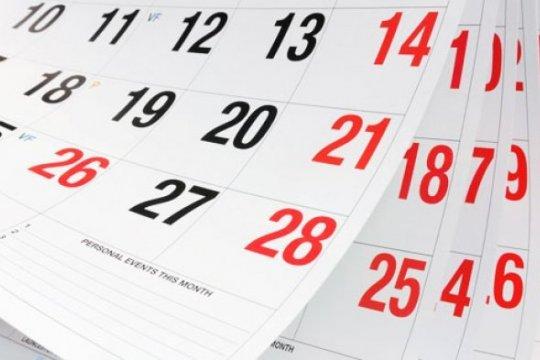 Pemerintah tetapkan cuti bersama pada 21 Agustus
