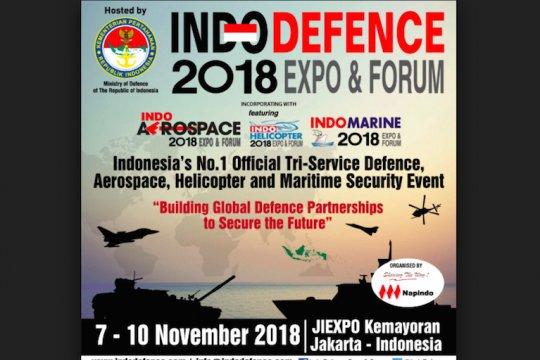 Industri pertahanan swasta nasional tampil pada Indo Defence 2018