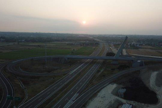 Jalan Tol Solo-Ngawi sudah siap untuk diresmikan Presiden Jokowi