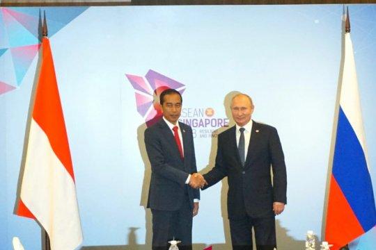 Indonesia-Rusia bahas kerja sama ekonomi