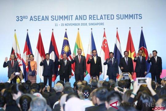 ASEAN ingatkan pentingnya perdamaian dan stabilitas di LCS