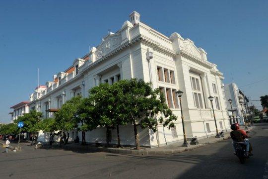 Dicat baru, kawasan kota tua Surabaya jadi destinasi wisata