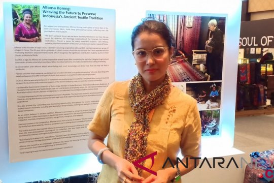 Marcella Zalianty puji perhelatan WCCE di Bali