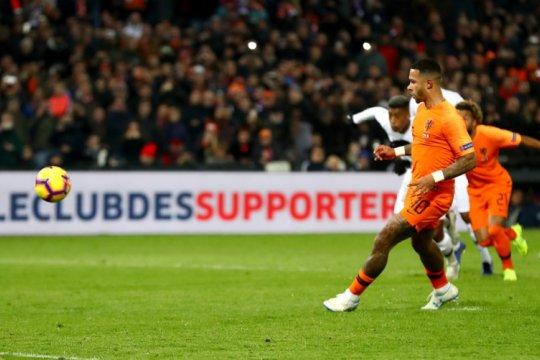 Belanda tundukkan Prancis 2-0 di Nations League
