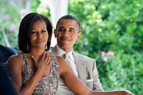 Michelle Obama bikin podcast di Spotify