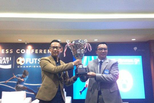 Kemenpora dukung Pocari Sweat Futsal Championship 2018