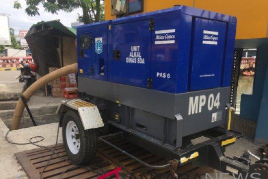 Pemprov DKI siapkan 598 unit pompa atasi banjir