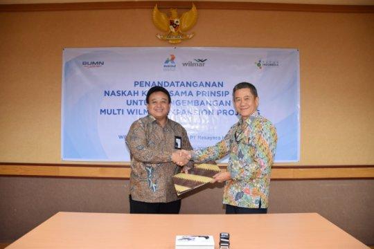 Rekayasa Industri-Wilmar Group Indonesia jalin kerja sama