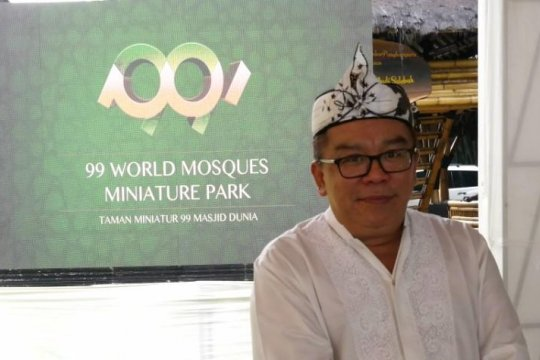 Indonesia akan miliki Taman Miniatur 99 Masjid Dunia