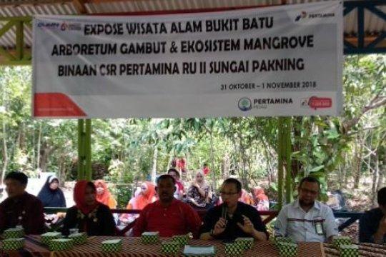 Program Arboretum Gambut Pertamina dinilai positif