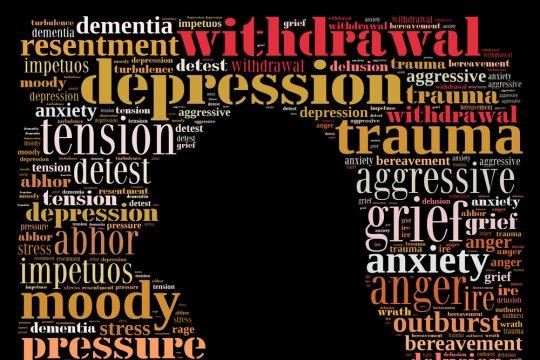 Stres bisa memicu asam lambung