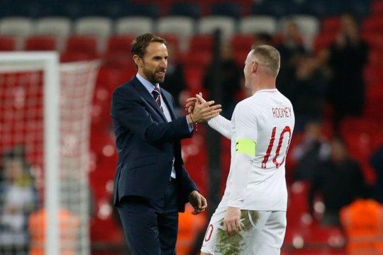 Rooney ucapkan selamat tinggal saat Inggris tundukkan AS