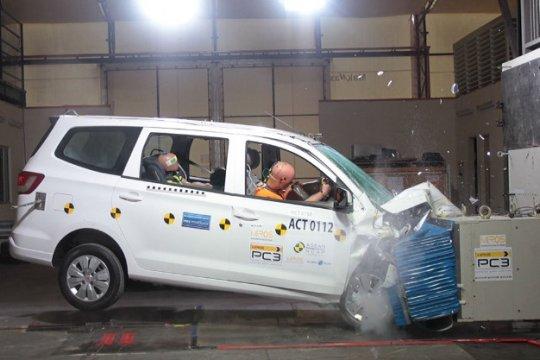 Uji tabrak ASEAN NCAP Confero cuma bintang 1, ini jawaban Wuling
