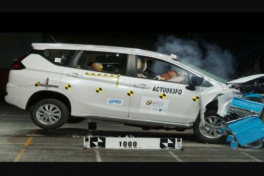 Hasil uji tabrak ASEAN NCAP, dari Avanza hingga Xpander