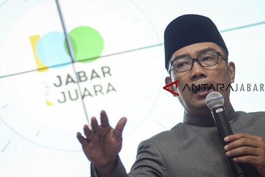 Ridwan Kamil sesalkan aksi massa baju hitam saat May Day
