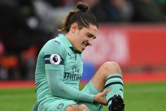 Arsenal terancam kehilangan Bellerin beberapa pekan