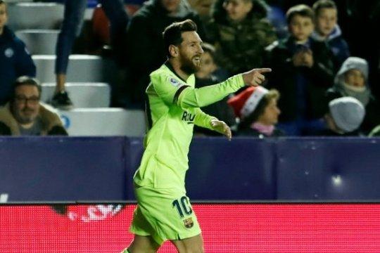 Argentina tegaskan Messi tidak pernah tinggalkan timnas