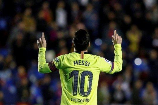 Mantan Gubernur Sumsel siap datangkan Messi ke Palembang