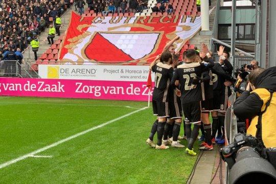 Ajax pecundangi Utrecht disokong para bintang muda