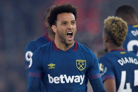 Menangkan West Ham, Felipe Anderson panen pujian dari rekannya