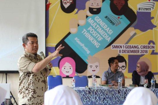 GemPosting  ajak  generasi muda sebarkan konten positif lewat multimedia