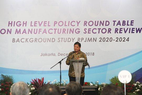Menperin: Kontribusi manufaktur Indonesia mampu tertinggi di ASEAN