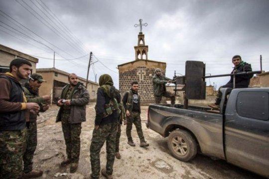 Turki: Milisi YPG tewaskan tiga warga sipil meski ada kesepakatan