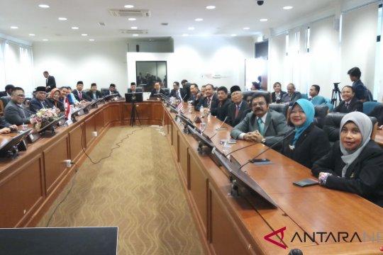 DPD: Era Solidaritas Baru kesempatan perkuat kerja sama Indonesia-Malaysia