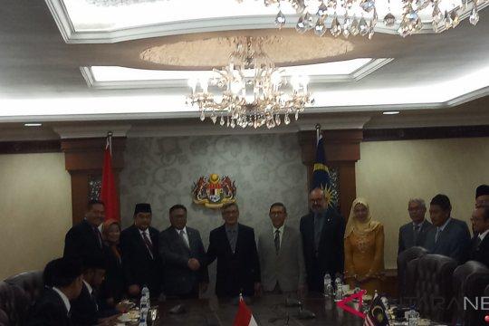 DPD temui DPR Malaysia bahas atasi masalah ekonomi