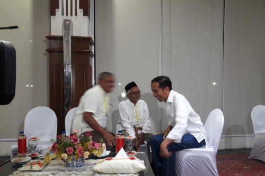 Presiden kembali bertemu penyumbang pesawat RI-001 di Aceh