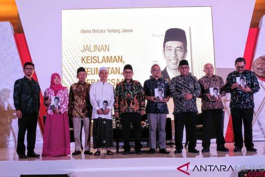 """Buku """"Ulama Bertutur tentang Jokowi"""" diluncurkan"""