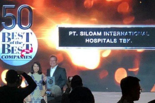 Siloam Hospitals Group raih penghargaan dari Forbes Indonesia