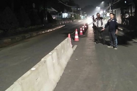 Sudinhub Jaksel rekayasa lalin Ampera kurangi kemacetan