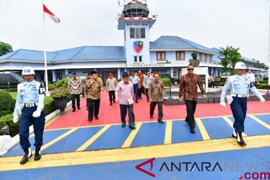 Wapres bertolak ke Lampung untuk menutup Milad Ke-28 ICMi