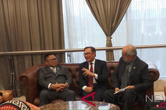 OSO temui Anwar Ibrahim bahas perlindungan tenaga migran Indonesia