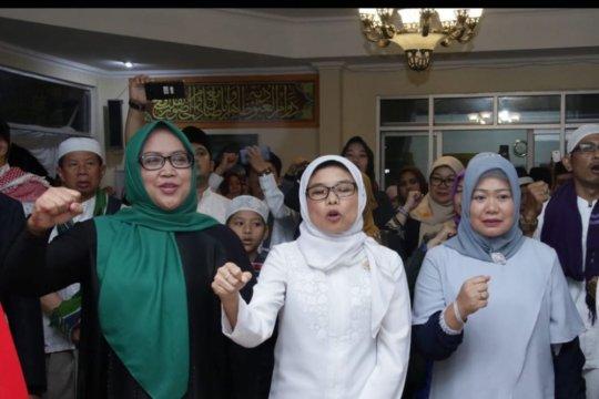 Pesantren Al Falak peringati Maulid sambil sosialisasi empat pilar