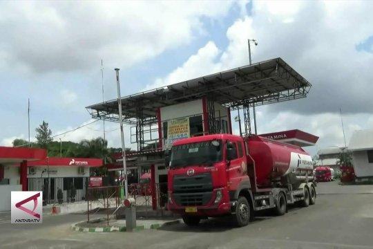 Pertamina siagakan Satgas BBM 24 Jam selama NATARU