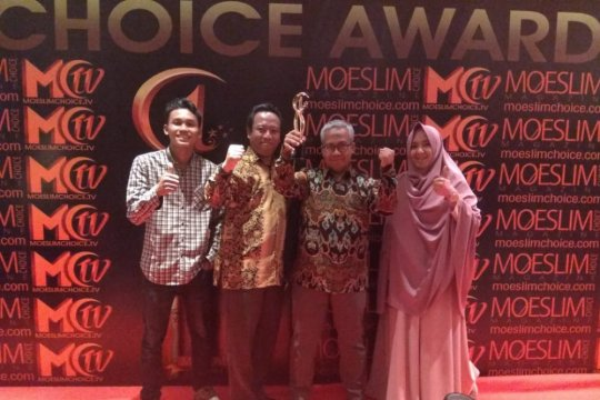 ACT sabet penghargaan Muslim Choice Award 2018