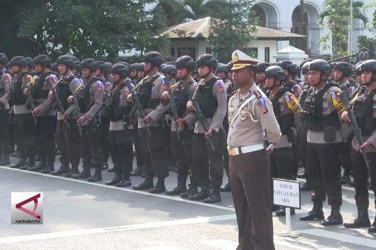 28 Ribu personel gabungan disiagakan
