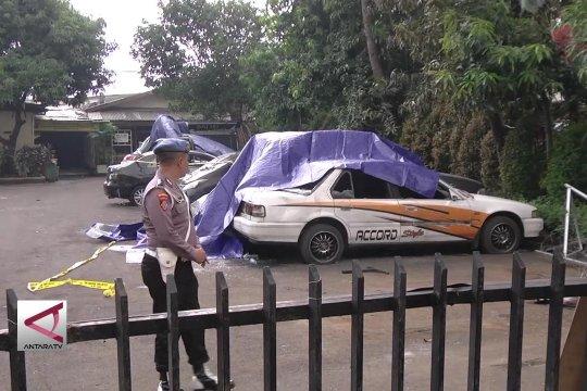 Polisi masih kumpulkan bukti pengrusakan Polsek Ciracas