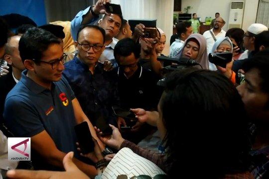 Prabowo-Sandi kutuk kekerasan di Papua