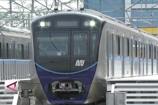 PT MRT Jakarta tawarkan dua opsi tarif