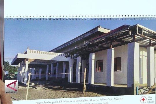 Rumah Sakit Indonesia di Myanmar segera diresmikan
